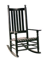 Quick Ship 900 Carolina Slat Porch Rocker